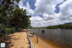 Carava na Bahia (marcelo nacinovic) Tags: reveillon family brazil praia beach nature rio familia espelh