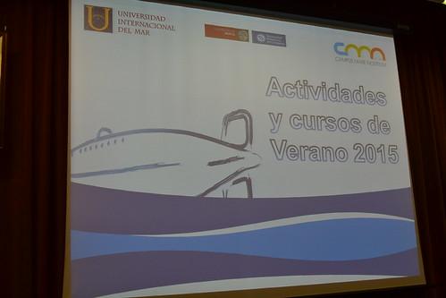 Presentación UNIMAR-CMN edición 2015 13