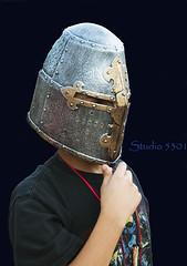 Boy in iron Ren mask 8815PatLam (Studio5301) Tags: costumes festival kids children drums kilt bellydancer drummer faire clan renaissancefaire chld arizonarenaissancefestival fairycostumes studio5301 festivalsinphoenix patricialam patricialamphotographycom