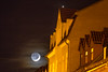 Night In Town (scuthography) Tags: city moon night march town photo foto venus ngc newmoon 2015 flickrglobal kathrinschild