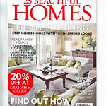 25 Beautiful Homes April 2015