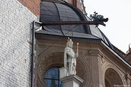 Dragon du Wawel