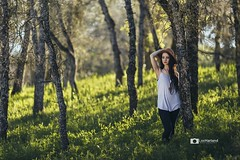Mikayla (Lee Harland) Tags: hat canon goldenhour 135mm canon6d mikaylalizotte