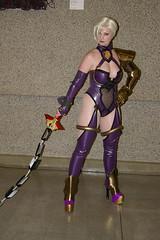 1479 - Sakuracon 2006 (Photography by J Krolak) Tags: costume cosplay ivy masquerade soulcalibur sakuracon sakuracon2006 ivyvalentine
