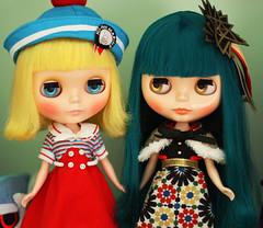 Blythe sisters!