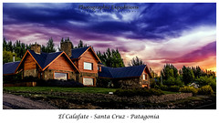Patagonia 2015 (Valter Patrial) Tags: sunset santacruz argentina elcalafate patagonia2015