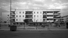 Nobody (Alex Varas) Tags: street blackandwhite bw blancoynegro architecture blackwhite arquitectura streetphotography nobody andalucia cadiz fujifilm andalusia fujinon bnw blanconegro 21mm chipiona xpro1 xf1024 xf1024mm