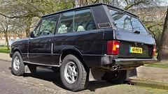Land Rover Range Rover 3-Door 3.5 V8 (sjoerd.wijsman) Tags: auto black holland cars netherlands car noir nederland thenetherlands rover denhaag voiture land vehicle holanda autos suv landrover import range zwart rangerover paysbas schwarz olanda fahrzeug niederlande zuidholland landroverrangerover carspotting carspot sidecode7 41pst8 12032015