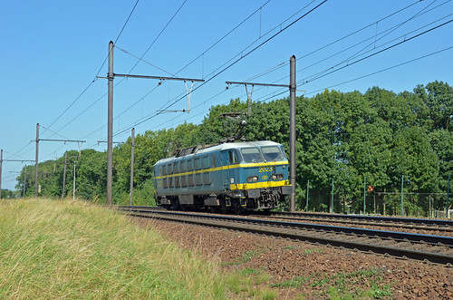 HLE 2023 passing at Ekeren on 07 September 2012