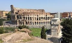 Il Colosseo (Fausto Basile) Tags: italy rome roma italian italia foro romano palatino coliseum colosseo imperiali colysée colossium