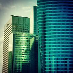 La Défense (sergio.pereira.gonzalez) Tags: paris france tower canon torre tour francia ladéfense sergiopereiragonzalez instagramapp uploaded:by=instagram snapseed