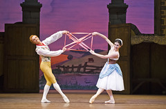 Watch: Members of The Royal Ballet on La Fille mal gardée