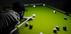 8 Ball (-c2k-) Tags: bw color pool sport 35mm ball schweiz switzerland nikon 8 ag nikkor billard aargau afs 8ball selective dx isvicre 18g scharzweiss spreitenbach 8957 d5100 lightroom4