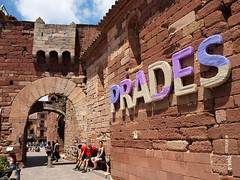 PRADES-02 (e_velo ()) Tags: 2016 catalunya baixcamp prades primavera spring olympus e620 ancientarchitecture