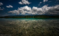 Boys Lake Provincial Park, BC (rishaisomphotography) Tags: travel blue camping lake canada green nature water landscape 22 woods rocks sony clarity clear rv gitzo a7ii naturephotographer provincialparks largedof boyalake metabones