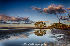 Beachmere-3780_HDR.jpg (markl62) Tags: hdr pentax 1020 sigma water reflections longexposure wideangle sunrise beachmere queensland australia au
