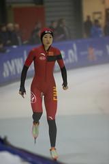 A37W7630 (rieshug 1) Tags: speedskating schaatsen eisschnelllauf skating worldcup isu juniorworldcup worldcupjunioren groningen kardinge sportcentrumkardinge sportstadiumkardinge kardingeicestadium sport knsb ladies dames 500m