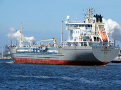 TRANSFORS (Dutch shipspotter) Tags: tankers merchantships
