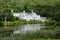 Kylemore Abbey 4{web} (Fine Art by Michelle Joseph-Long) Tags: ireland landscapes michellejosephlong michellelong michellejoseph kylemoreabbey kylemore