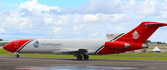 2Excel Aviation G-OSRA Boeing 727 (Cloudsurfer_UK) Tags: farnborough 2016 aviation aircraft avgeek airplane display gosra 2excel boeing 727