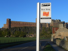 Bus Stop (ee20213) Tags: busstop northumberland bamburgh bamburghcastle b1340