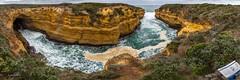 Thunder Cave @ Port Campbell National Park (x_tan) Tags: au australia victoria greatoceanroad portcampbell portcampbellnationalpark canonef24mmf14liiusm canoneos5dmarkiii thundercaveandbrokenhead