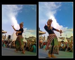 Dfil .Zen attitude. (busylvie) Tags: street costumes photo couleurs danse asiatique defil traditionnels