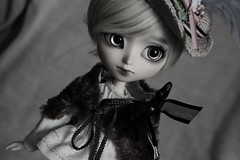 Vintage (Loony-Doll) Tags: animal eyes doll dolls stock glen groove custom custo poupe isul junplanning customis