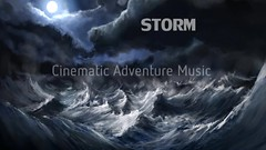 Cinematic Adventure Music - Storm (Serge Quadrado) Tags: big cinematic dramatic driving drums energetic epic exciting film hollywood modern mysterious orchestra orchestral percussive powerful promotion strings suspenseful television tense trailer videogame