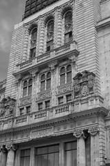 Fine brickwork that goes to make Harrods what it is (IanAWood) Tags: london streetphotography knightsbridge urbanlife summerinthecity walkingwithmynikon nikondf nikkorafs58mmf14g