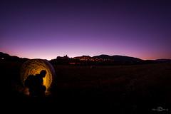 Assisi, sunrise (--marcello--) Tags: assisi umbria italy sunrise landscape city people longexposure