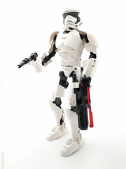 StormTrooper (horsoon) Tags: stormtrooper storm trooper star starwars lego tabletop white