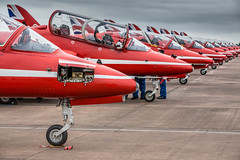 20160708-8W9A8001.jpg (mikegrundy-99) Tags: airshow fairford militaryaviation riat2016 redarrows