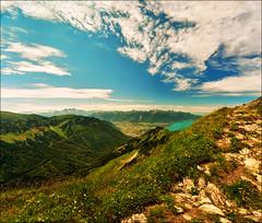 Turquoise pearl (Katarina 2353) Tags: landscape alps switzerland katarina2353 katarinastefanovic