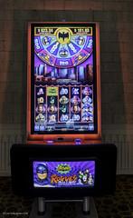 Las Vegas 2016-1960's Batman TV Series Gambling Machine (JUNEAU BISCUITS) Tags: batman batman1960tvshow adamwest burtward julienewmar frankgorshin caesarromero catwoman theriddler thejoker robin lasvegas gambling casino