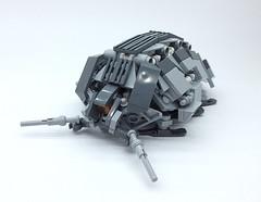 LEGO Mech Sow bug_03 (ToyForce LEGO Mecha) Tags: lego robot robots mecha mech mechanic legomech legomoc