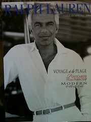 Ralph Lauren (People, Places & Things) Tags: magazines clothes ralphlauren