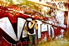 Dot That Eye (Thomas Hawk) Tags: usa unitedstatesofamerica meta sanfrancisco tunacannery bayview cannery troyholden graffiti california unitedstates washingtoncannery tiewarehouse abandoned