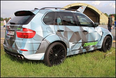 BMW X5 TIGER Neuburg juin 2016 (paulschaller67) Tags: bmw x5 tiger neuburg juin 2016
