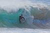score ! (bluewavechris) Tags: maui hawaii makena oneloa bigbeach beach ocean water sea swell surf wave bodyboard sponge foam tube barrel lip drop face action fun ride