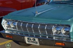64PB front view (Ultrachool) Tags: 1964 belvedere plymouth