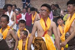 2016_Tibet_Flickr_2star-113 (arkienkeli) Tags: tibet repkong shaman festival tongren amdo