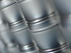 tins (Gully DJ) Tags: metal lines tins gully