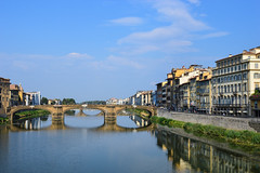 (ola_alexeeva) Tags: firenze florence italy   exploring    architecture italian bridge