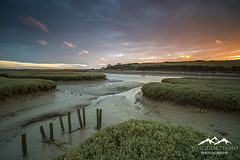 (Joaquim Pinho Photography) Tags: cuckmere haven seven sisters south downs sunset joaquim pinho photography landscape benro uk east sussex