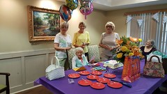 """Barbara Kilgore 100Bday (1) • <a style=""""font-size:0.8em;"""" href=""""http://www.flickr.com/photos/124796103@N07/29699690390/"""" target=""""_blank"""">View on Flickr</a>"""