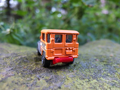 Toyota Land Cruiser FJ 40 (rubel roy's photography) Tags: toyota land cruiser fj 40 diecast miniature matchbox mbx