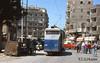 Alexandrie (Egypte) (Fer Huizer) Tags: trolley tram streetcar tramway egypte strassenbahn tramvaj tramwaj tramvia tramwaje alexandrie
