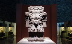 Coatlicue, c. 1500, Mexica (Aztec)