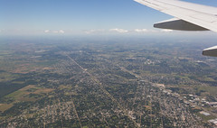 Approaching Buenos Aires, Argentina (maxunterwegs) Tags: argentina argentine buenosaires aerial aerialphoto luftbild luftaufnahme argentinien sanantoniodepadua aerialimage ar1879